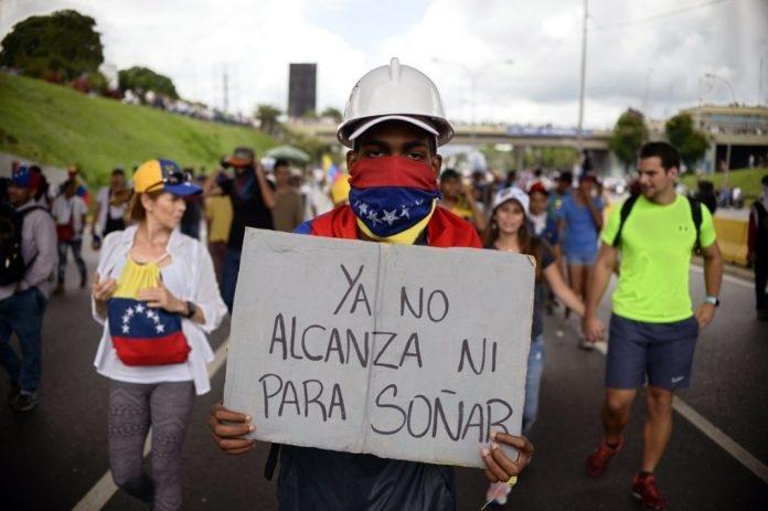 Seguimiento de la crisis en Venezuela