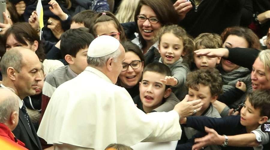 El Papa sobre el invierno demográfico europeo