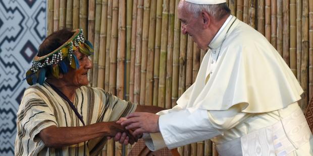 El porqué del Sínodo de la Amazonía